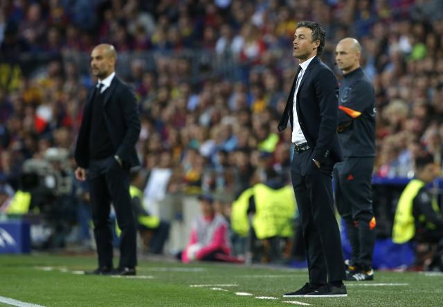3230dcaf822 I sidste sæson overtog Luís Enrique trænersædet i FC Barcelona efter  floppet Tata Martino. Som spiller var han en markant personlighed, og det  samme kan man ...