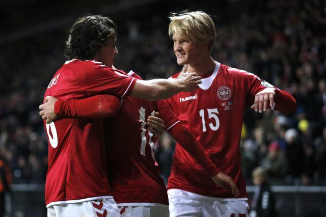 ede2f82ab9d Åge Hareide udtog tidligere på dagen det landshold, der skal spille Nations  League mod Irland på udebane samt en testkamp i Herning mod Østrig.