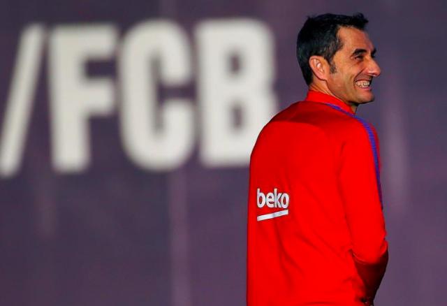 adf4895dda4 FC Barcelona skulle angiveligt være på udgik efter en ny træner inden næste  sæson. Ifølge en undersøgelse foretaget af den spanske avis Marca, ...
