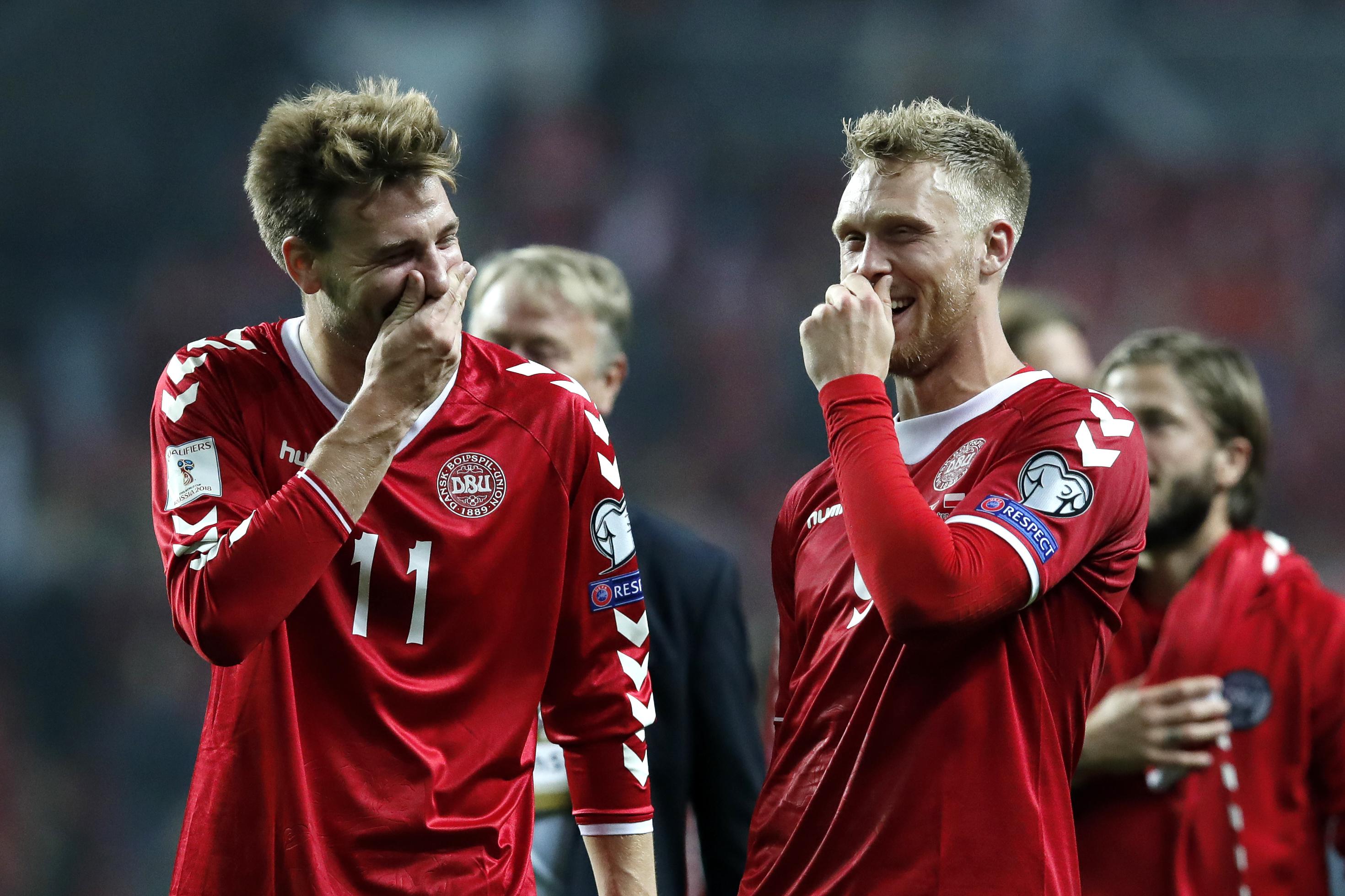 7d2bd02aabf Bendtner: De andre skal vises tillid .