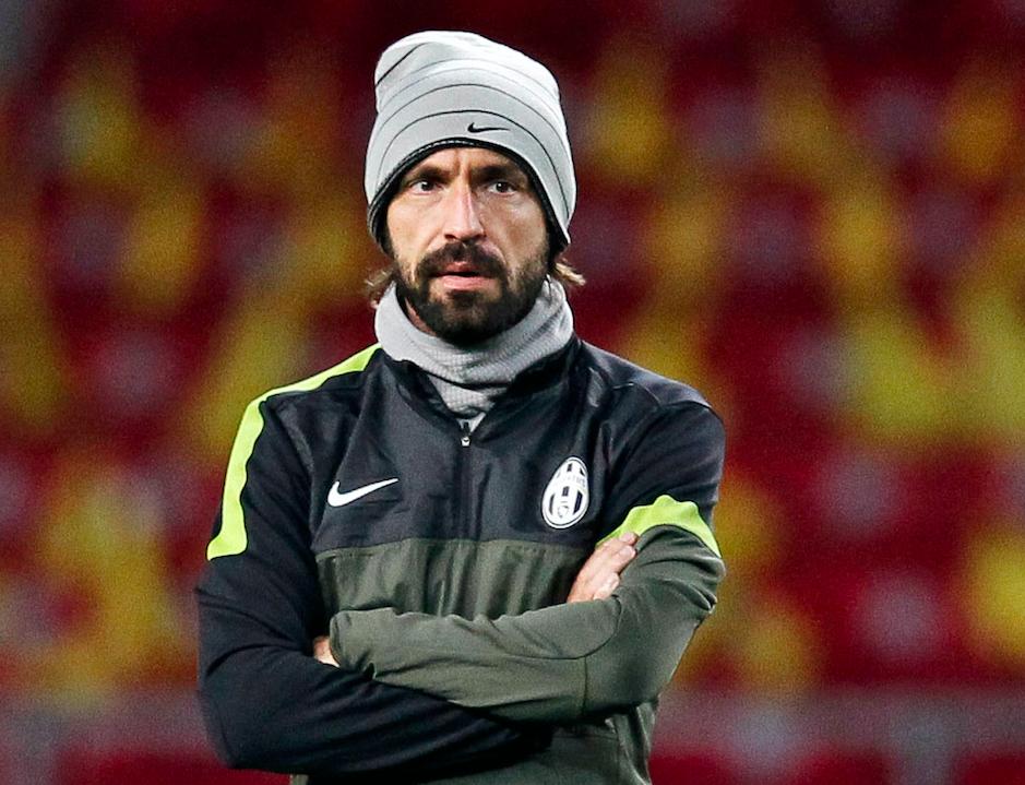 Zizou: Pirlo kan gøre det bedre end Zidane...