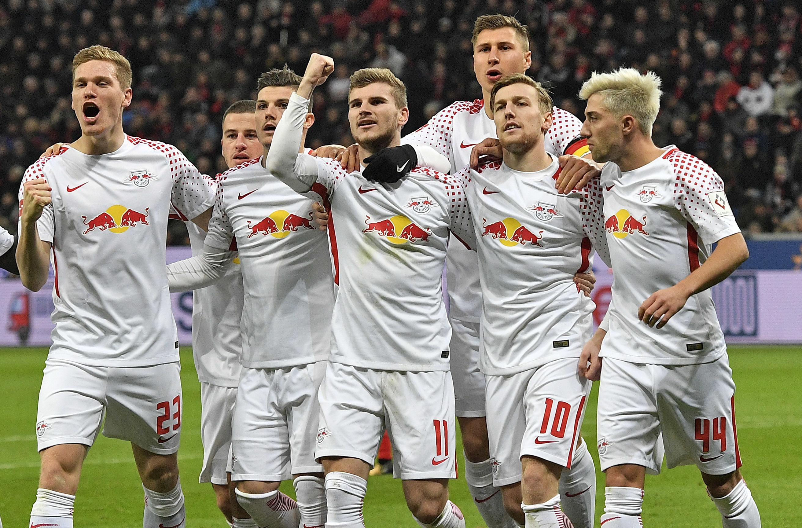 Målmandsdrop sikrede RB Leipzig det ene point