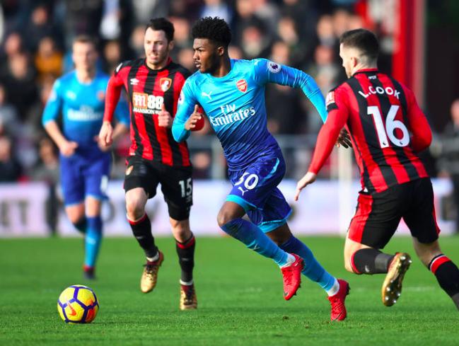 Medie: Man United tæt på Arsenal-spiller