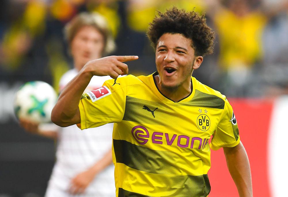 Reus til Sancho: Bliv i Dortmund