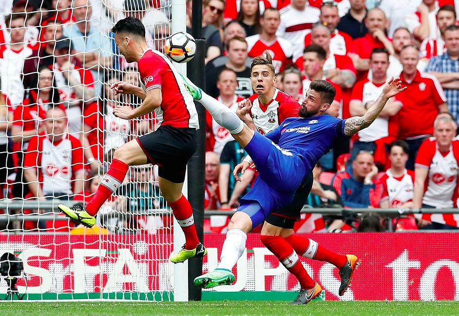 Southampton ude efter Everton-midt