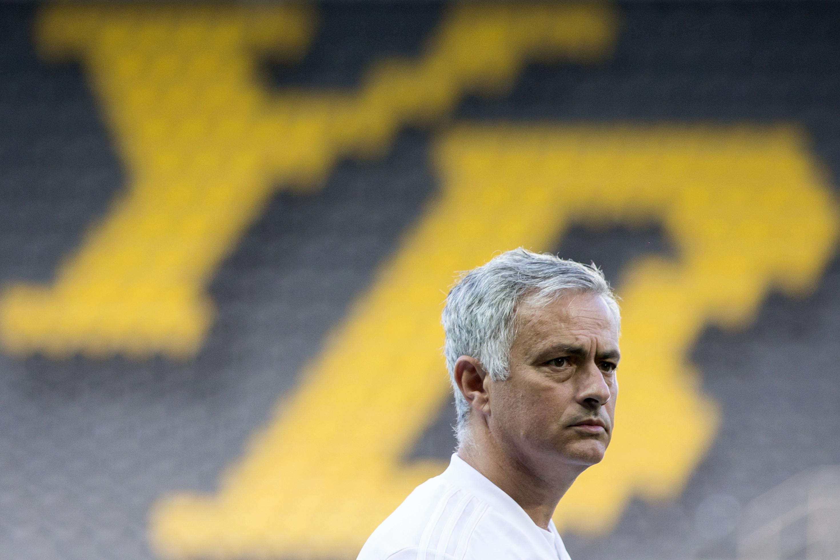 José Mourinho: Dette var det værste øjeblik i min...