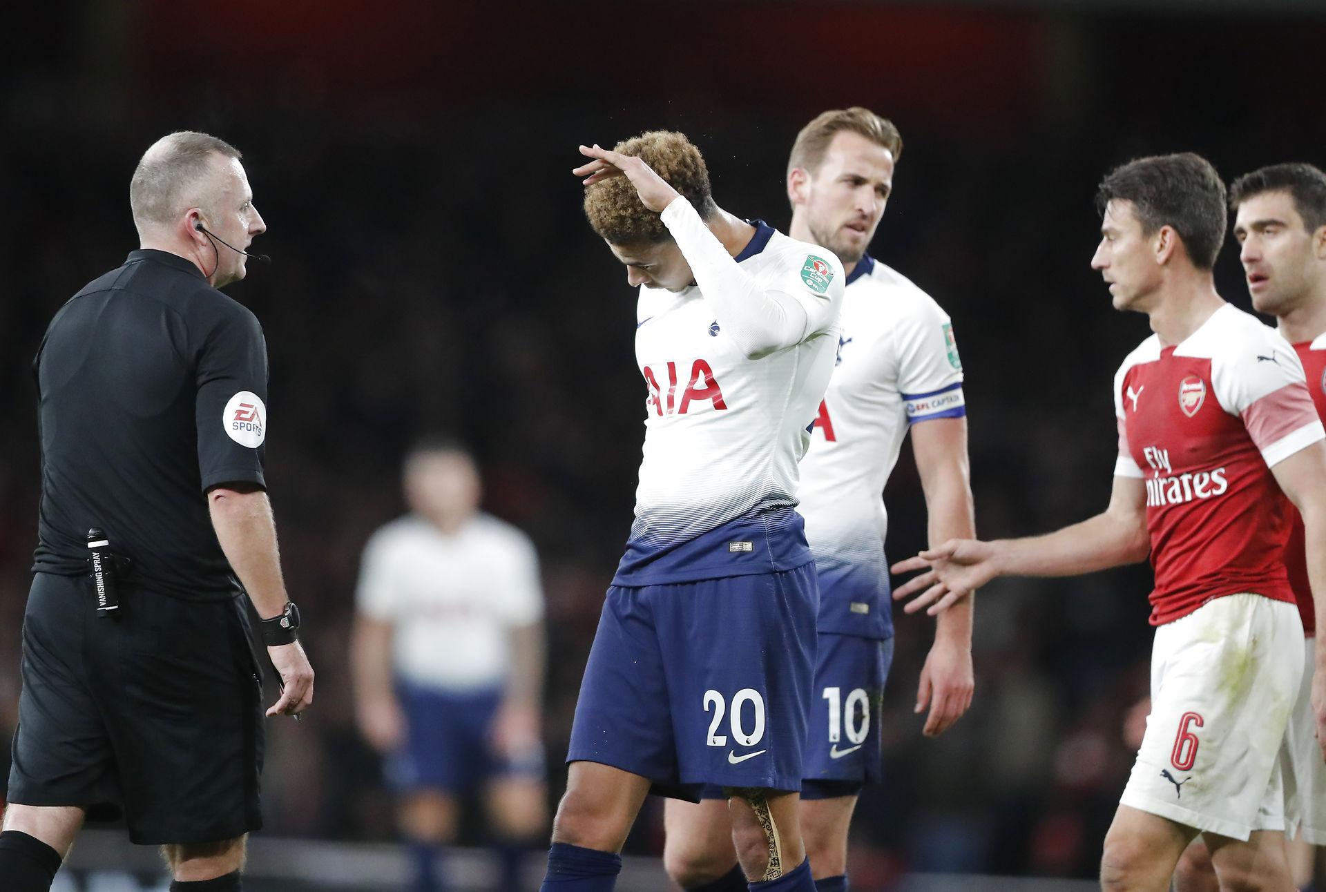 Jose Mourinho: Alli er ikke tilfreds i Tottenham