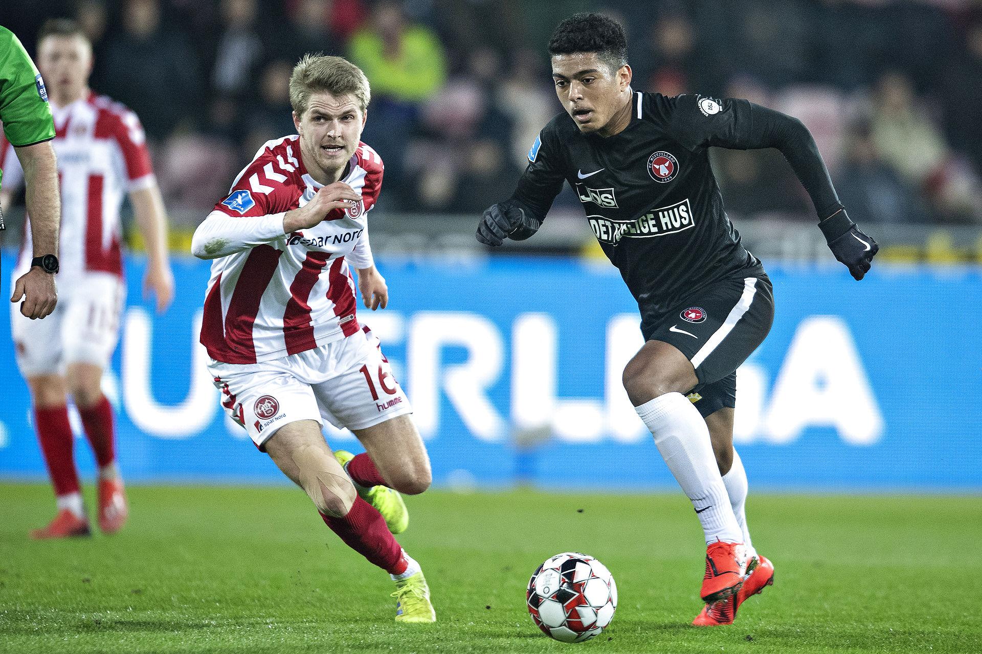 FC Midtjylland forlænger med Evander