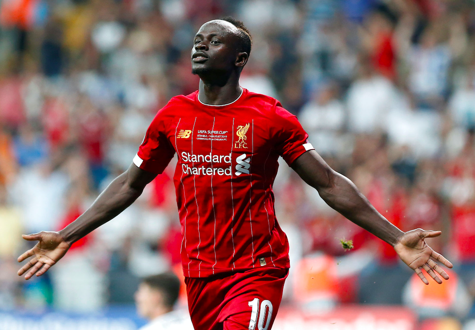 Super Sadio og talentfulde Jones