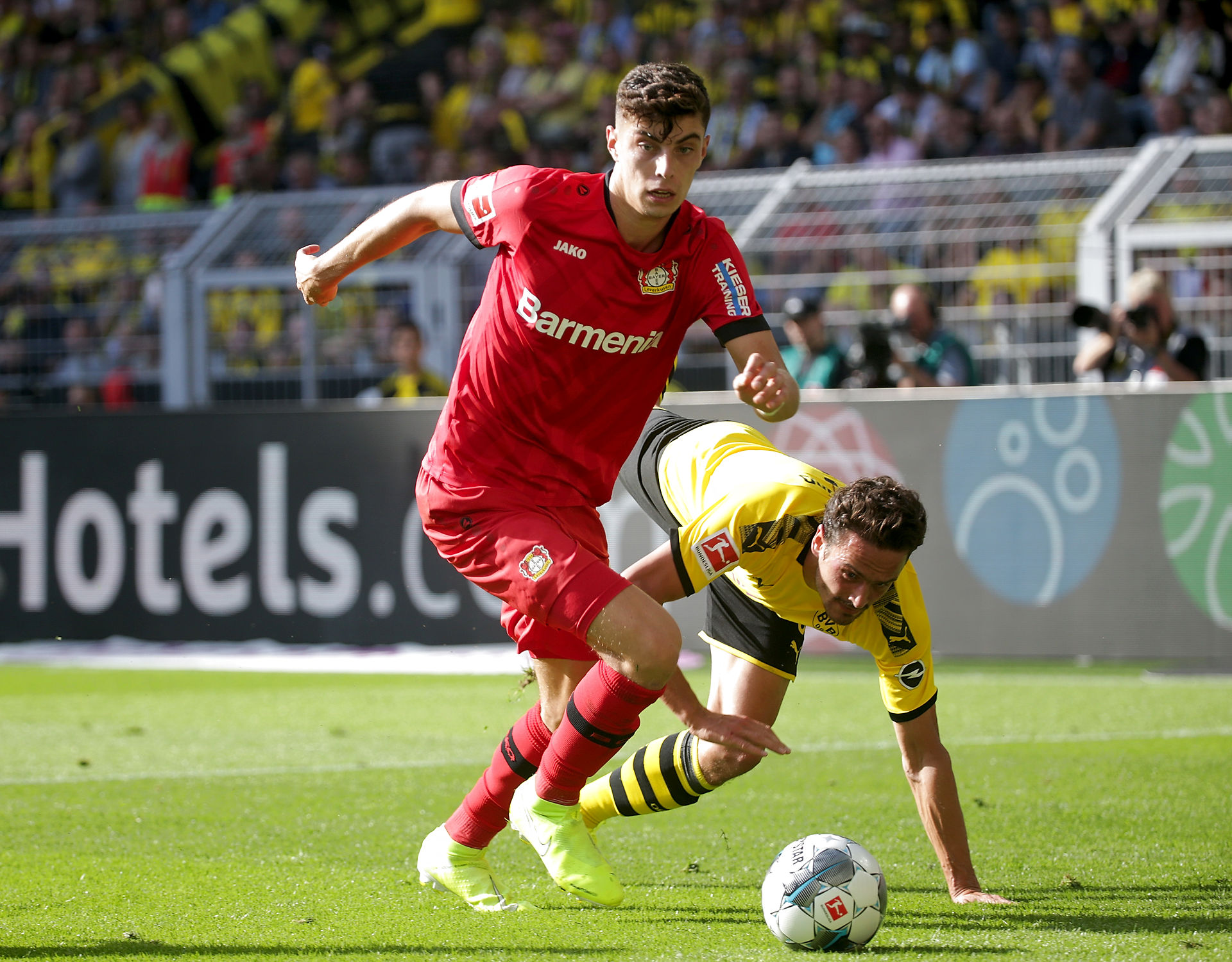 Havertz med enestående Bundesliga-rekord