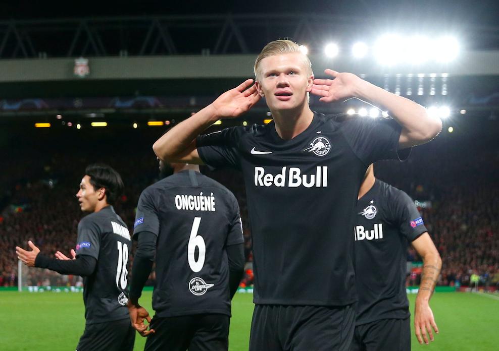Avis: United-chefspejder holder øje med norsk kæmpetalent
