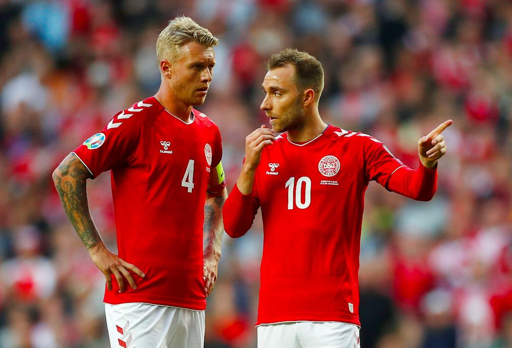 Eriksen misser kæmpechance i nullert mod England