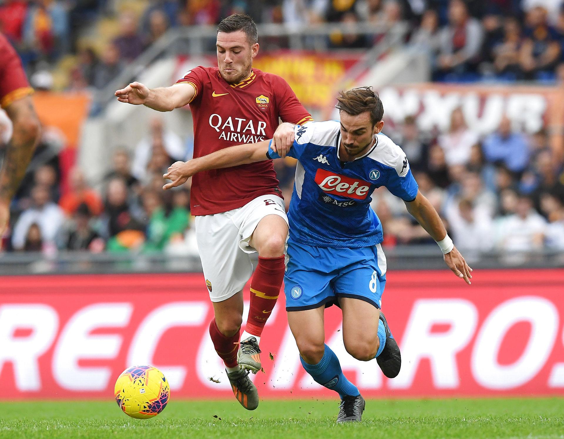 Napoli-profil flirter intensivt med Real Madrid og Manchester...