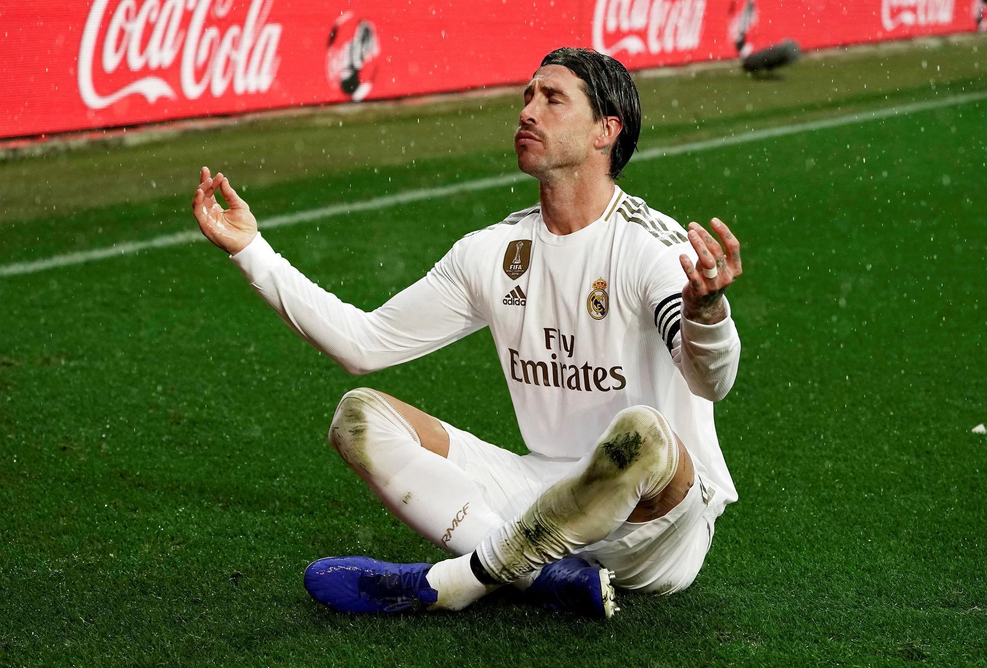 Få mål i Real Madrid vs. Manchester...