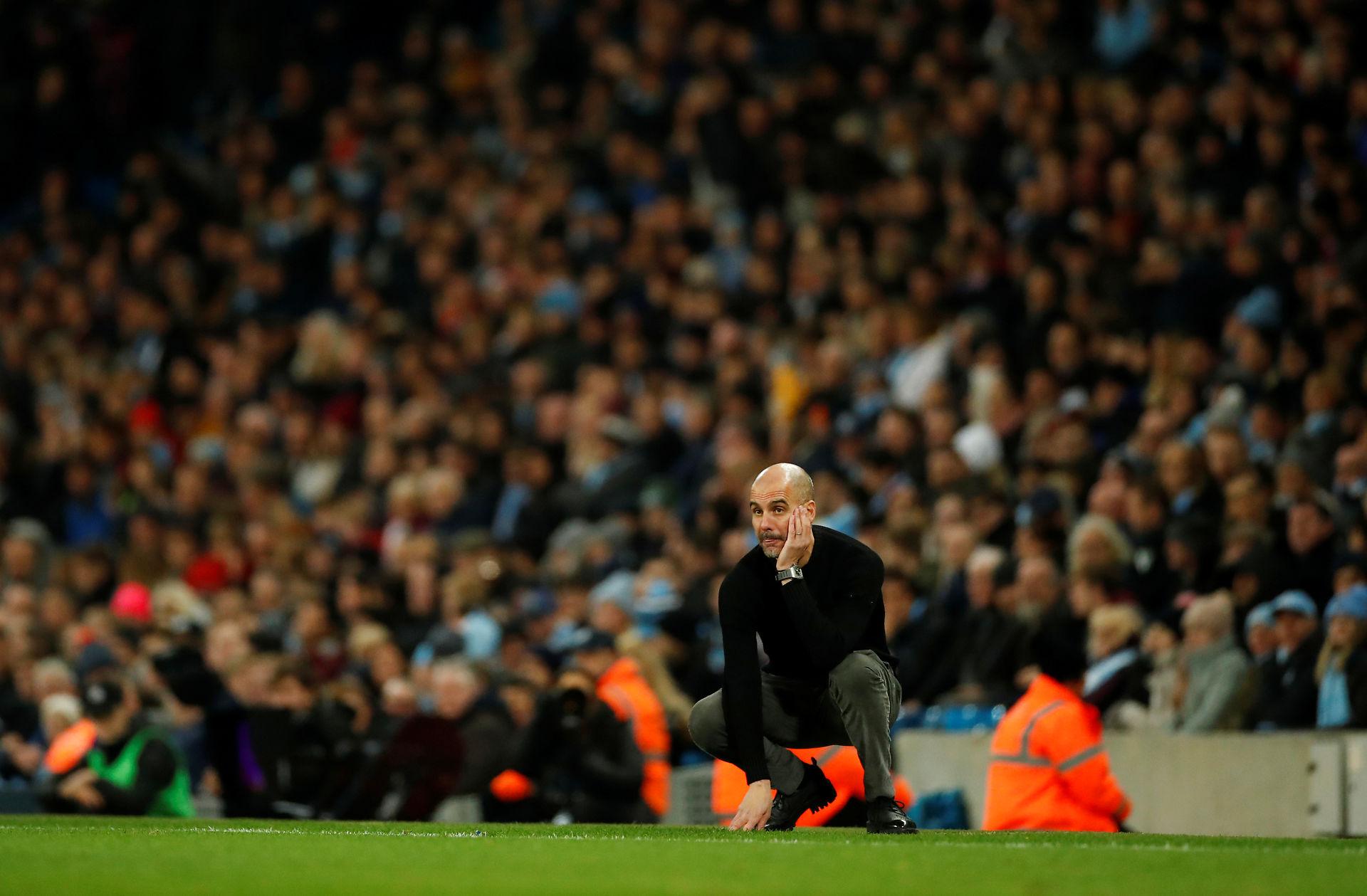 City-manager Pep Guardiola: Real Madrid er den klub City skal...