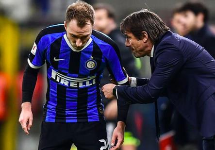Journalist: Eriksen kan være færdig i Inter
