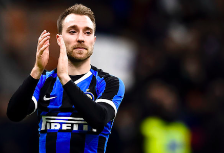 Eriksen afgjorde Milano-derby med drømmemål