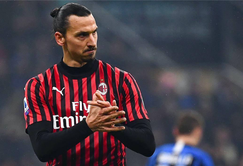 Milan: Zlatan forlænger hvis vi kommer i Champions...