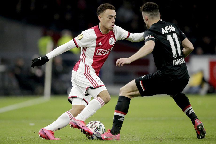 Bayern og Barca jagter Ajax-talent