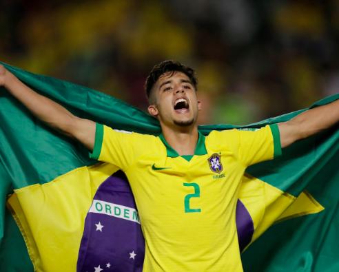 brasiliansk talent har valgt Manchester City