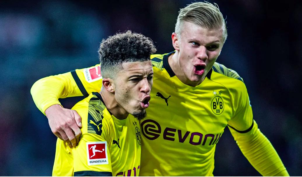 Officielt: Dortmund har hentet den nye `Jadon Sancho`