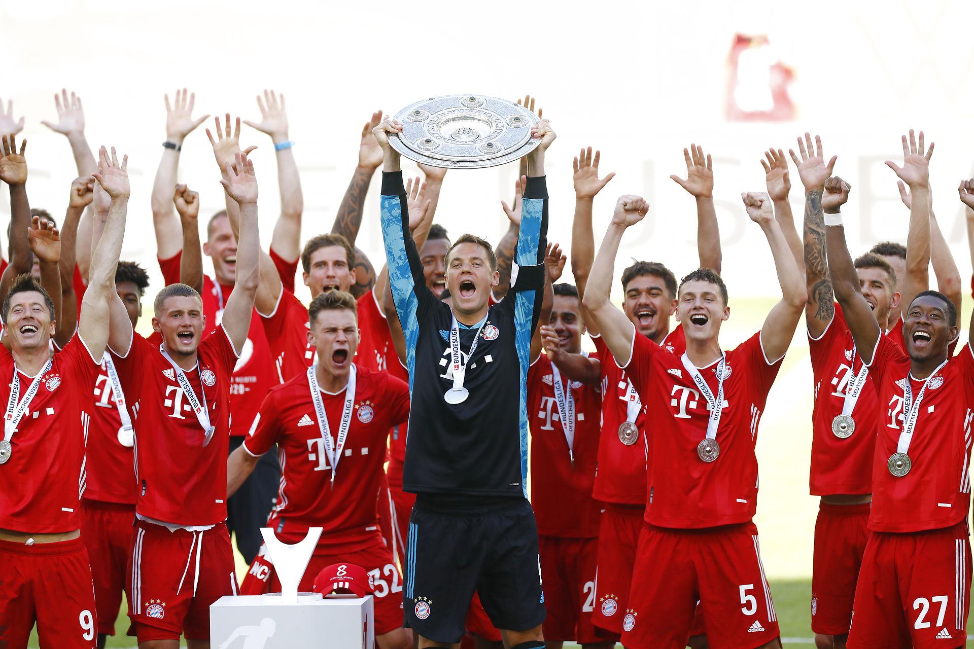 Medie: Bayern München tæt på stor overraskelse