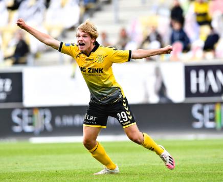 Næste Ajax-dansker kun få dage fra at blive...