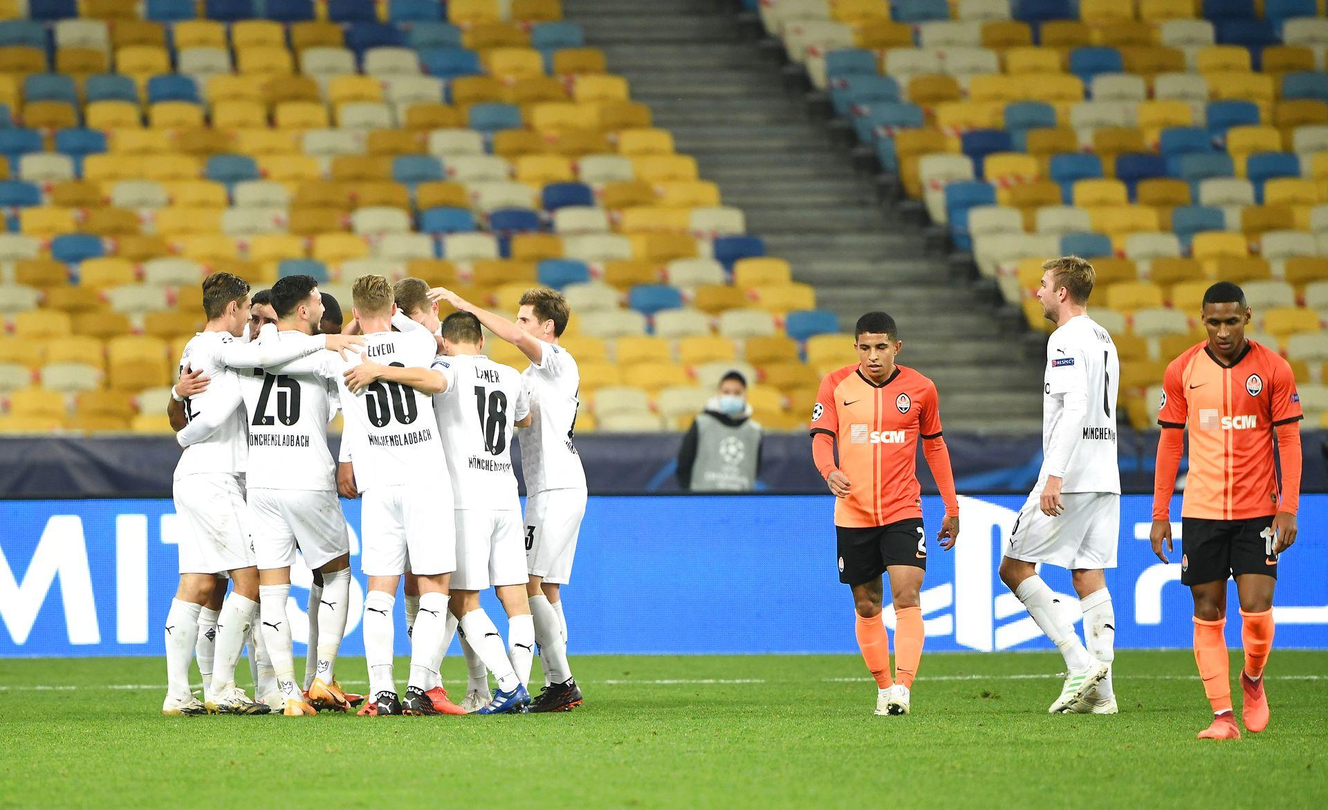 Optakt: Borussia Mönchengladbach - Shakhtar Donetsk