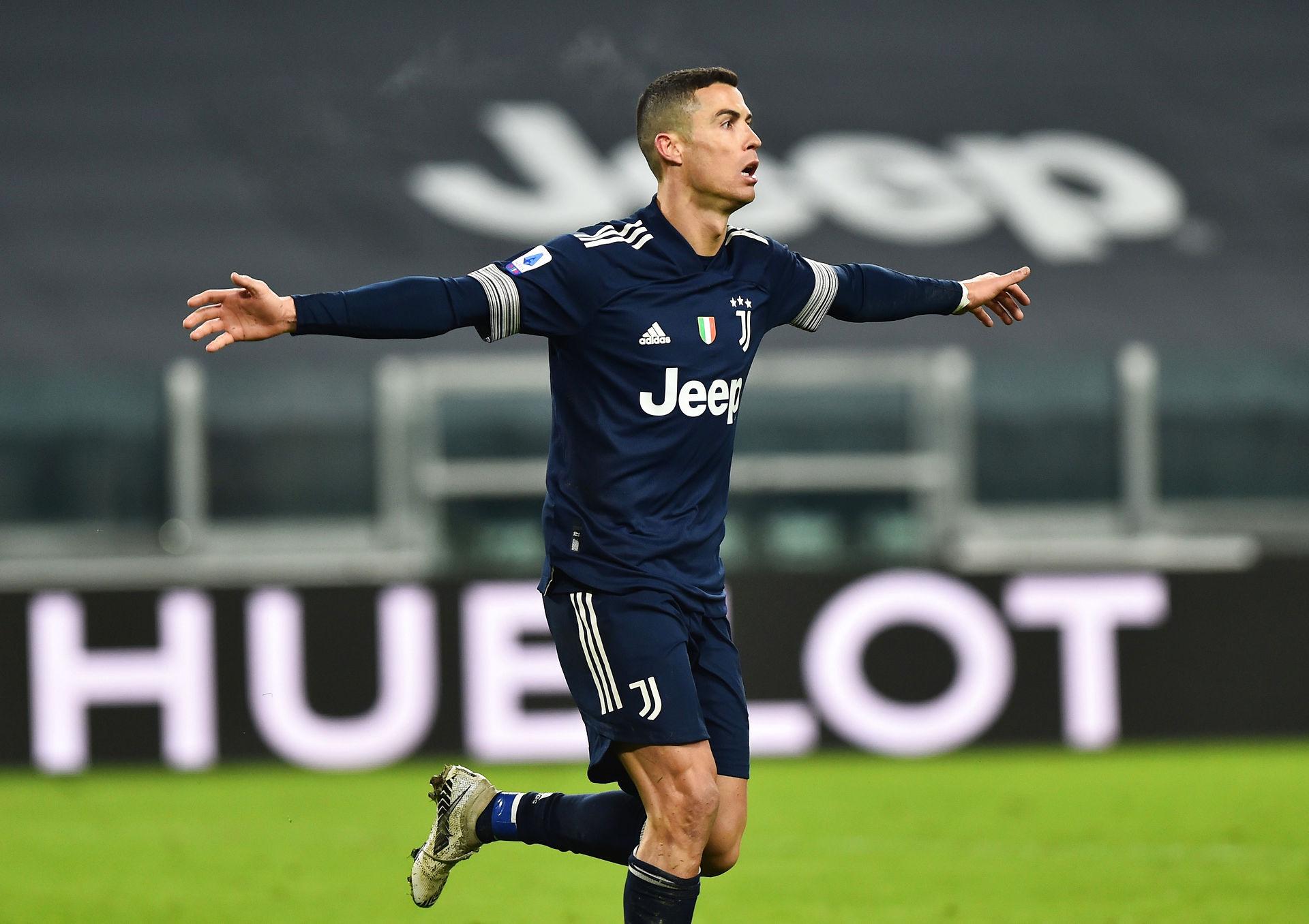 Ronaldo sætter endnu en mål-milepæl